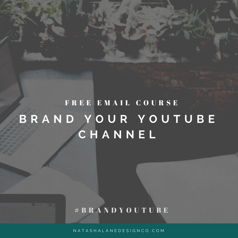 brand your youtube channel