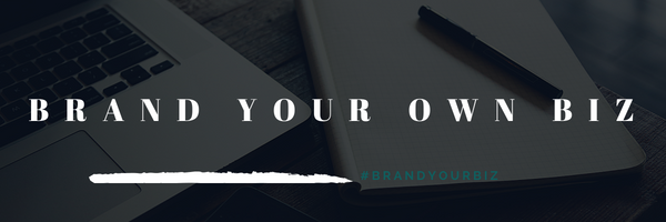 brand your own biz email header