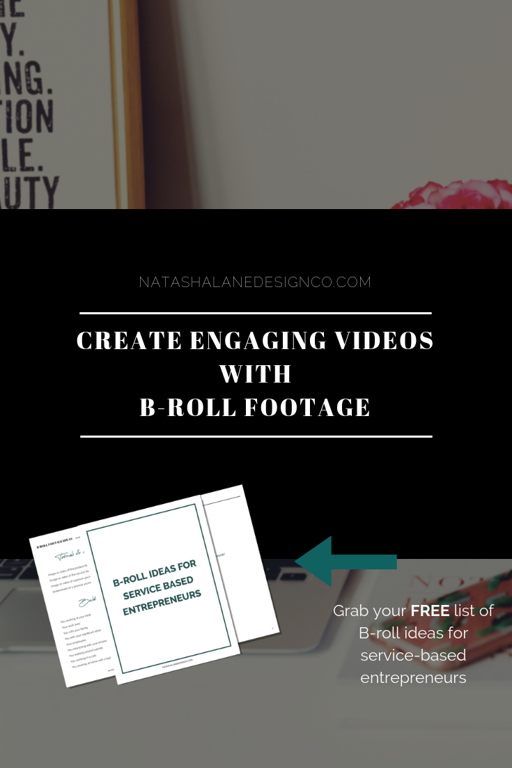 B-roll Ideas for service-based entrepreneurs